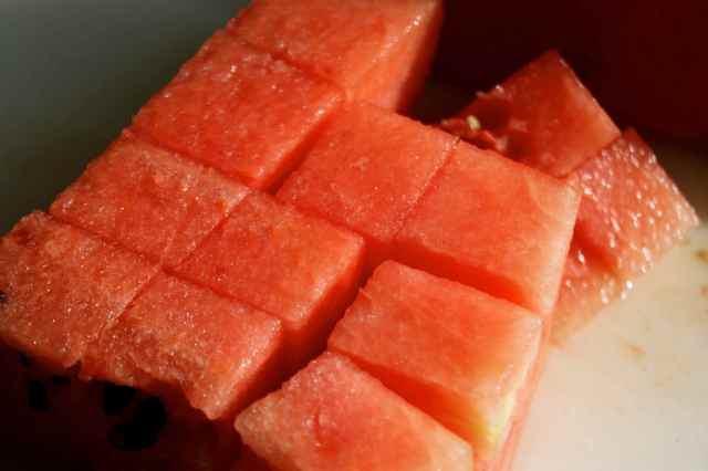 watermelon cubes 1