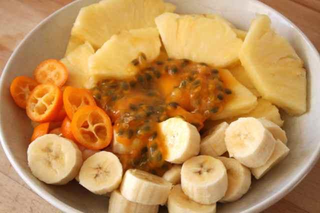 yellow breakfast 1