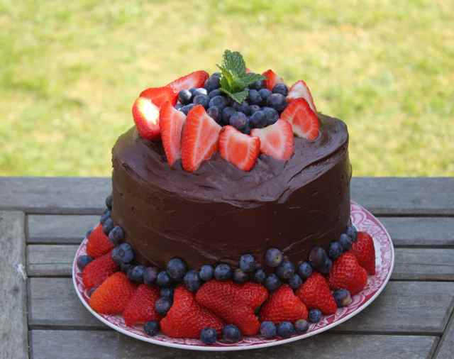 Abi's cake