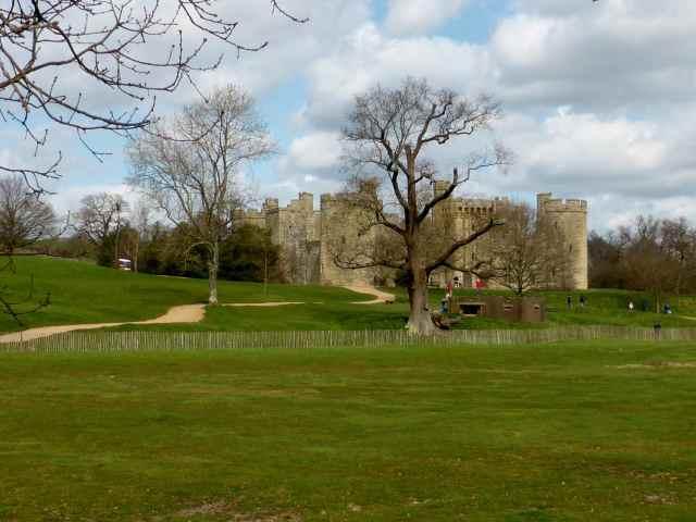 Bodiam Castle 2-4-15