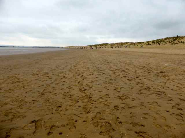 Camber Sands Easter Monday