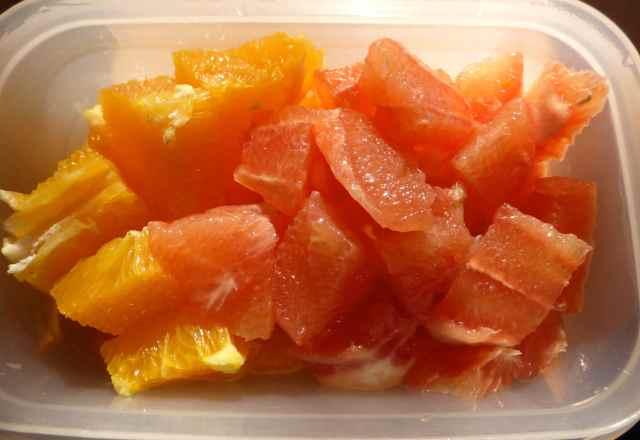 citrus brekkie 21-4-15