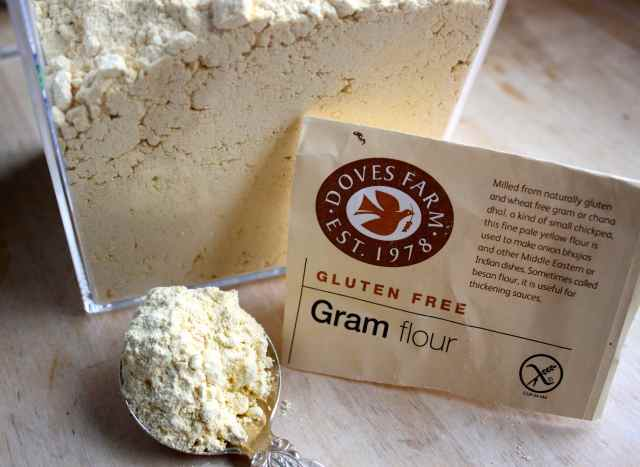 dove's farm gram flour