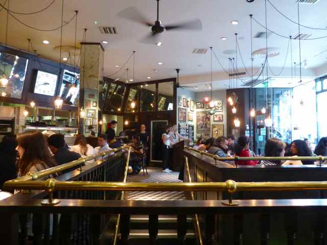 Inside Dishoom