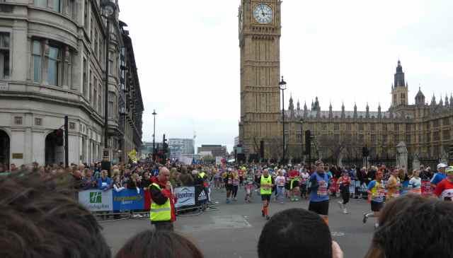 London Marathon 2015 1
