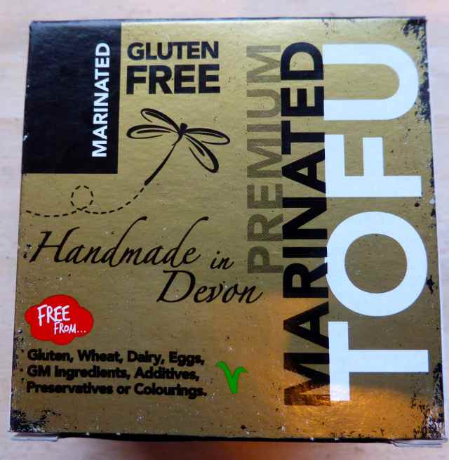 marinated tofu box