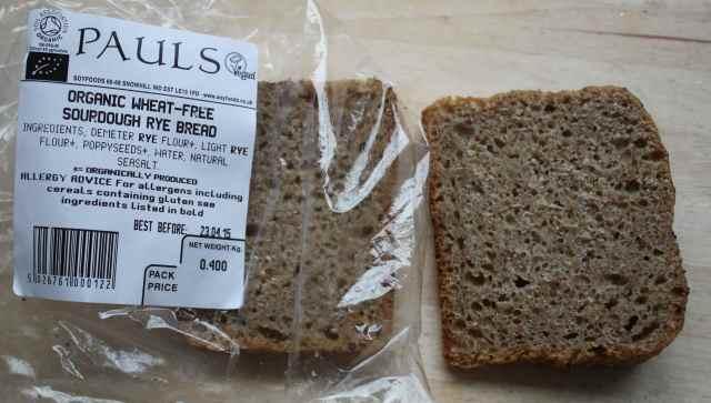 Pauls wheat-free