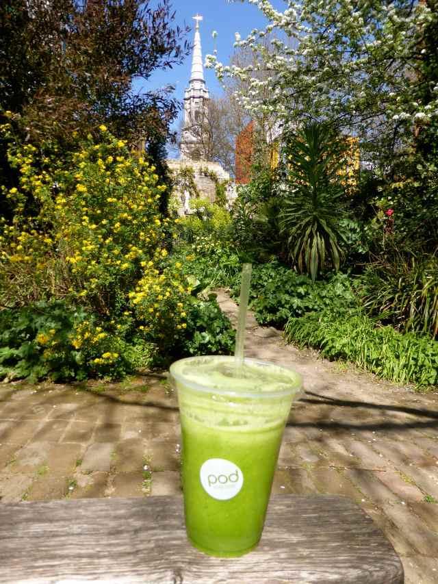 pod green juice