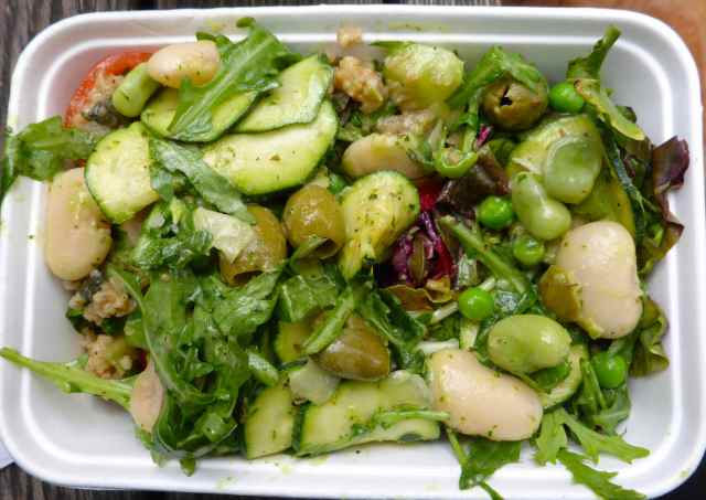salad lunch 27-4-15