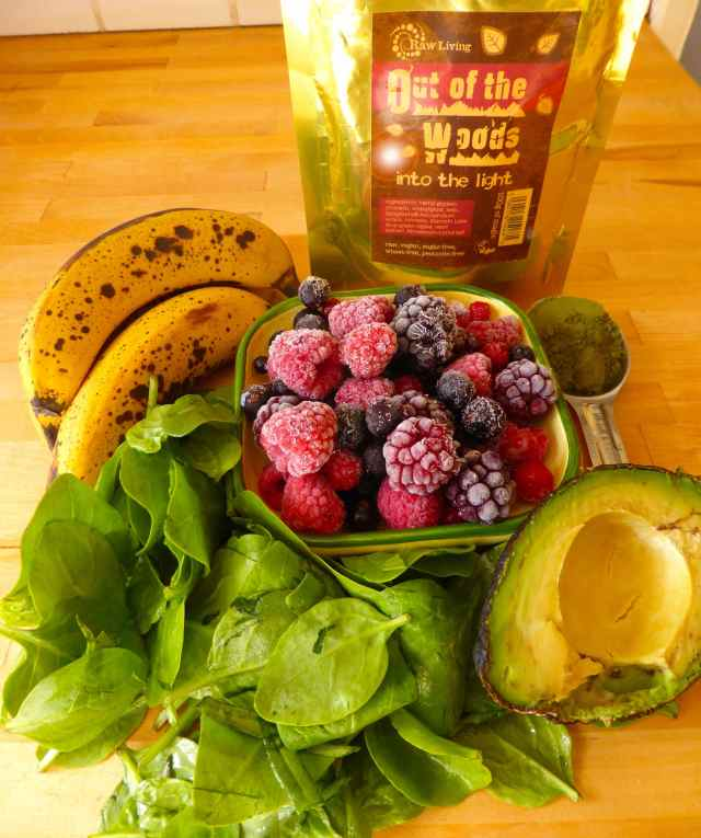smoothie ingredients 16-4-15