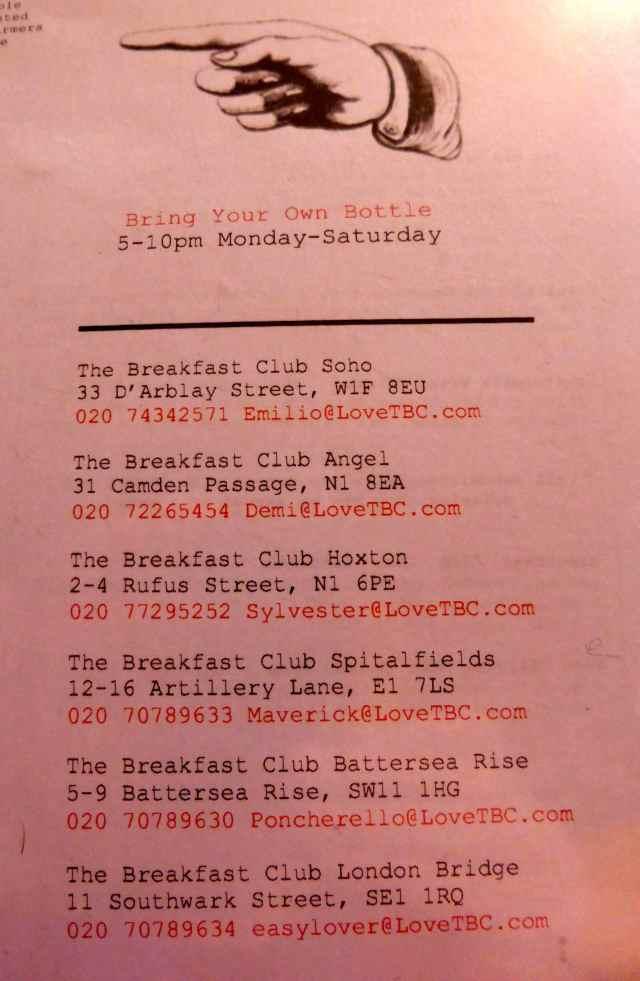 TBC locations