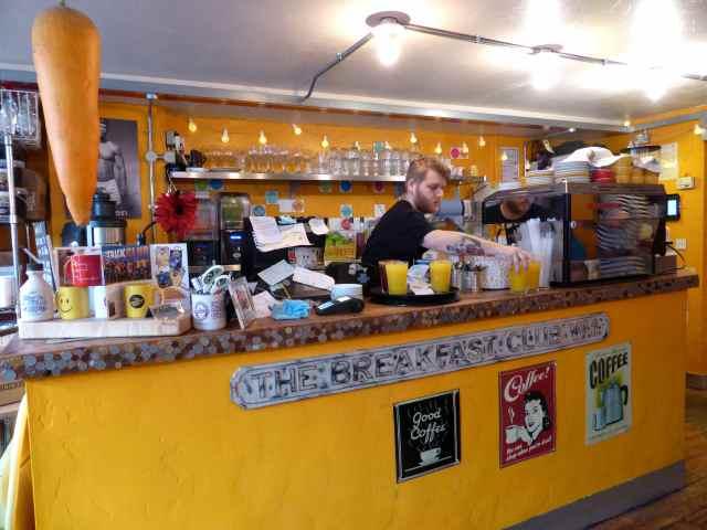 The Breakfast Club bar