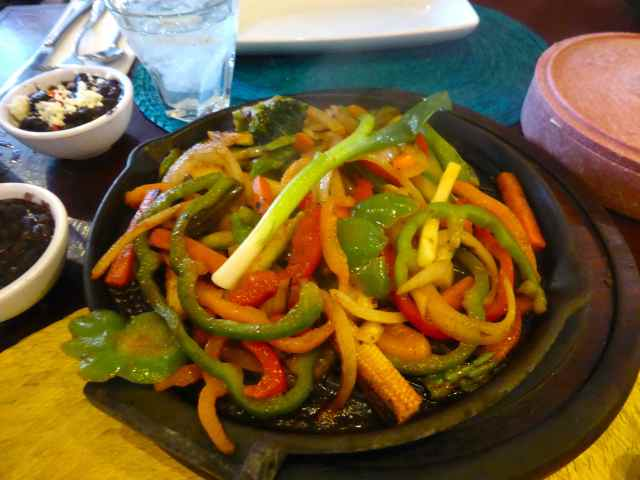 veggies Cafe Pacifico