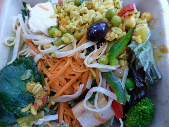 Wholefoods lunch 20-4-15