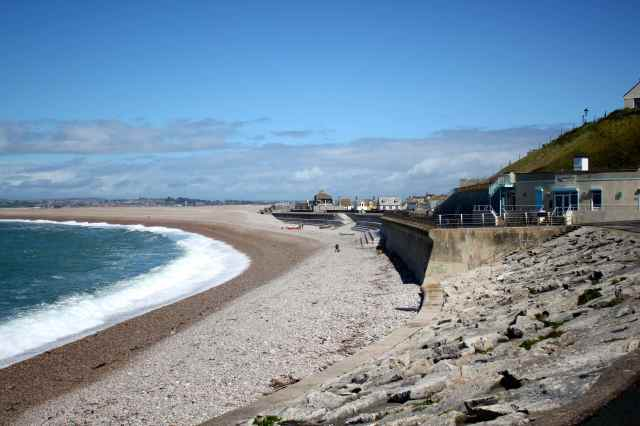 Chesil Beach 1