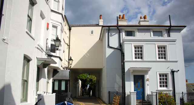 lovely buildings in Broadstairs