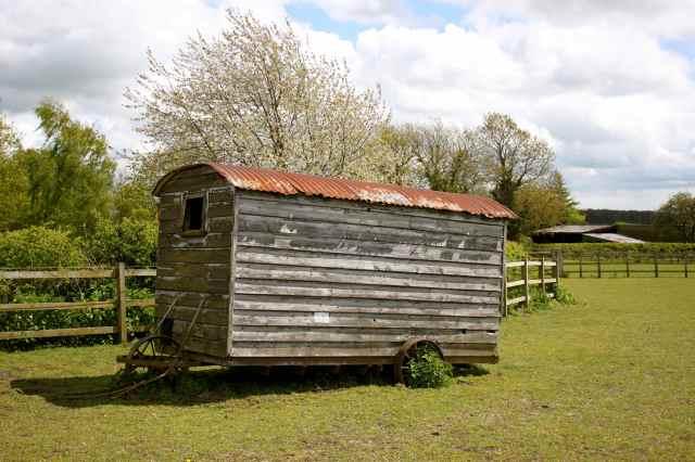shepher'd hut