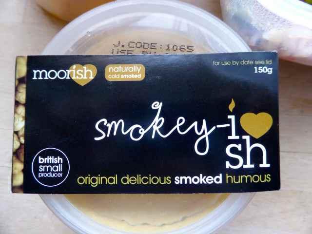 smokeyish humous