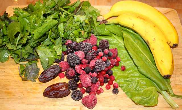 smoothie ingredients 3-5-15