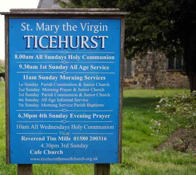 St Mary Ticehurst