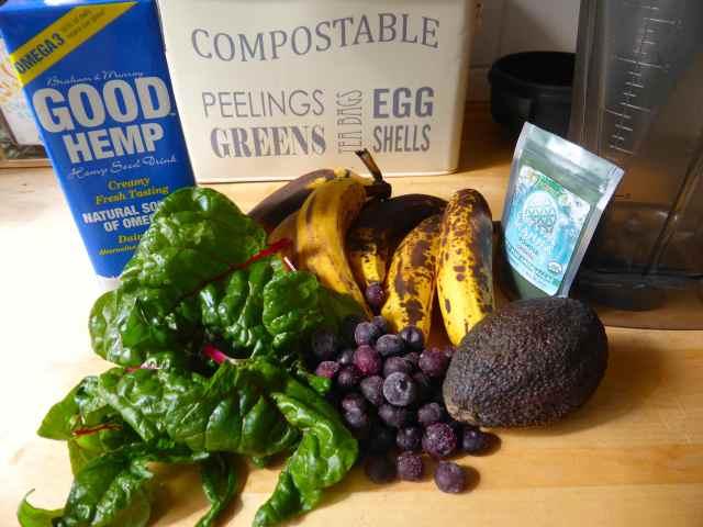 breakfast ingredients 6-615