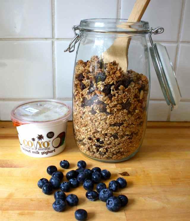 Granola fat free