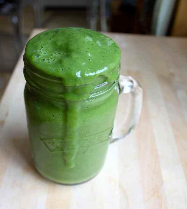 green smoothie 5-6-15