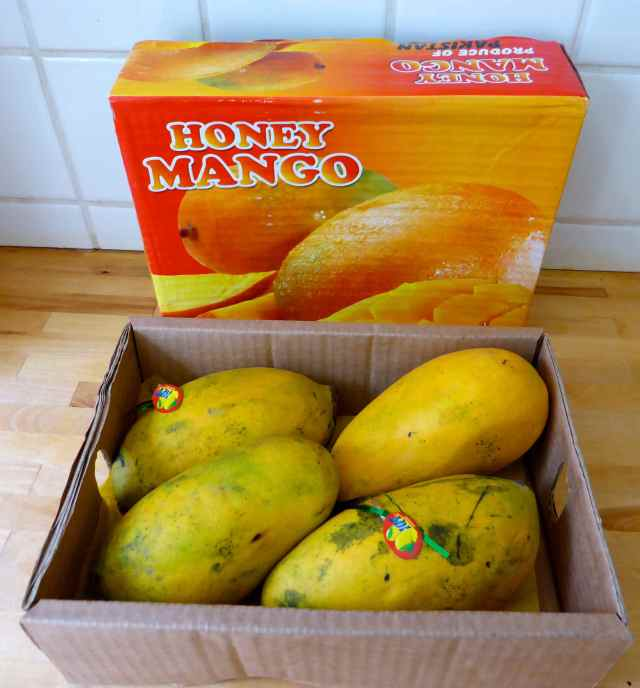 honey mango crate