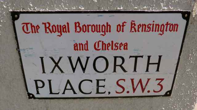 Ixworth Place