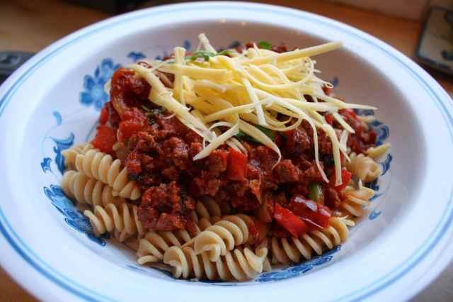 pasta quorn