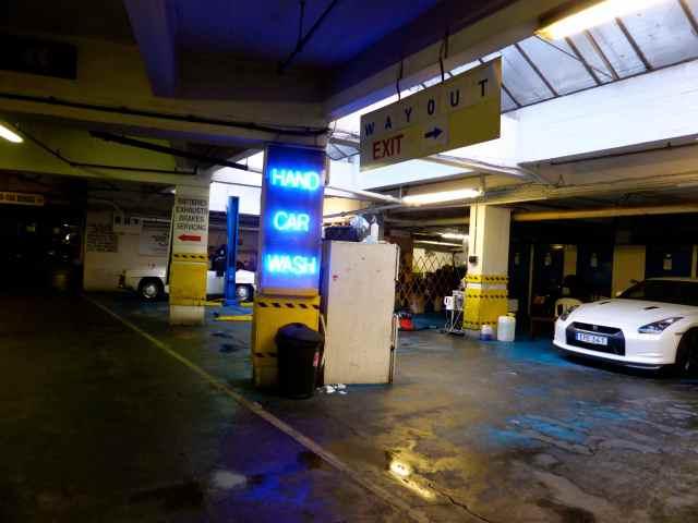 Sloane Sq car park