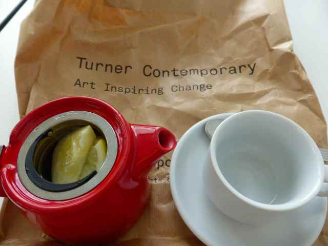 tea at Turner