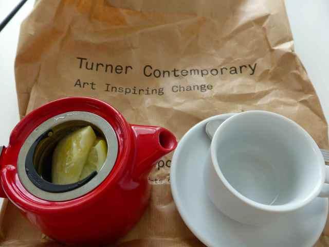 tea at Turner