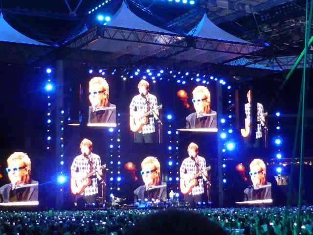 Ed and Elton