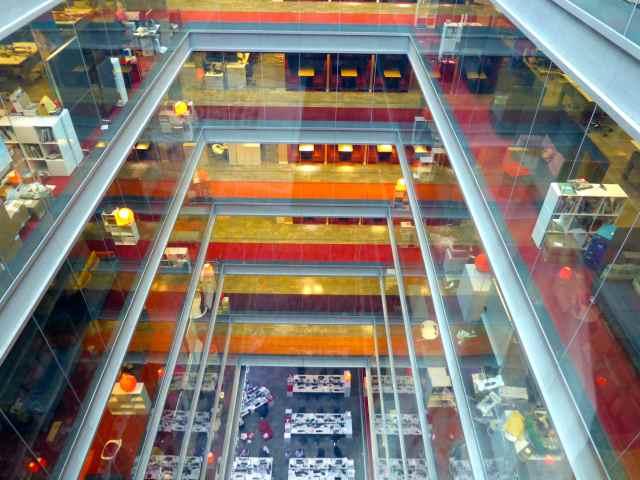 inside BBC