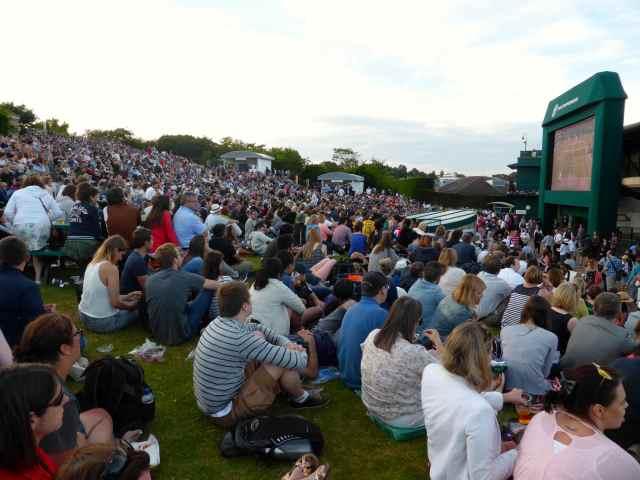 Wimbledon hill