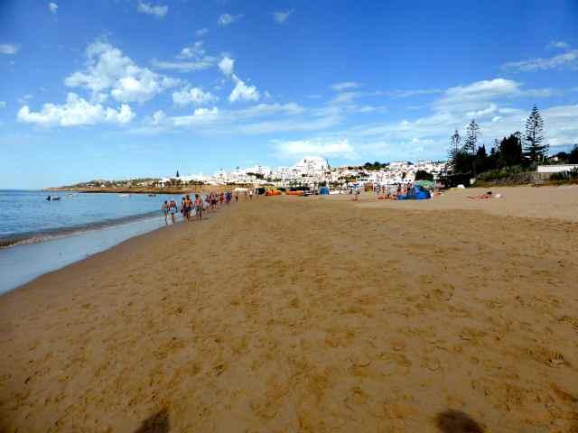 praia at Luz