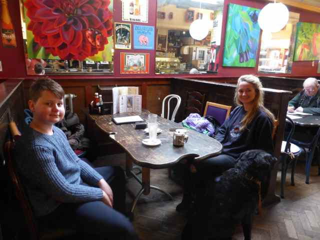 Belgian Cafe 10-1 1