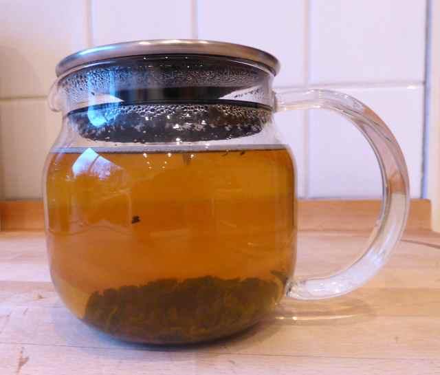 mug sized t pot