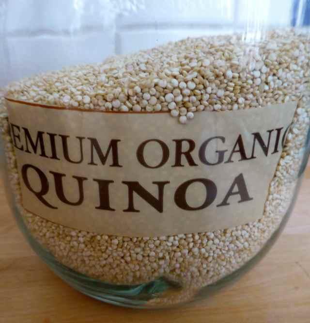premium organic quinoa