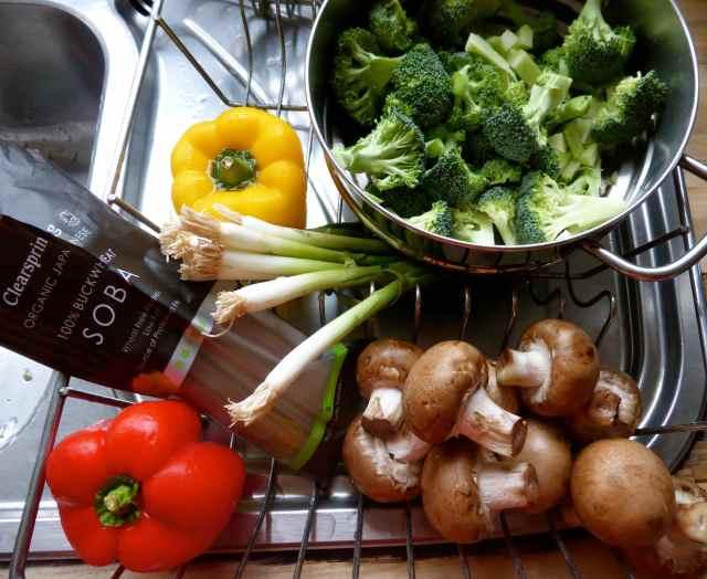 stir fry veg 24-1-16