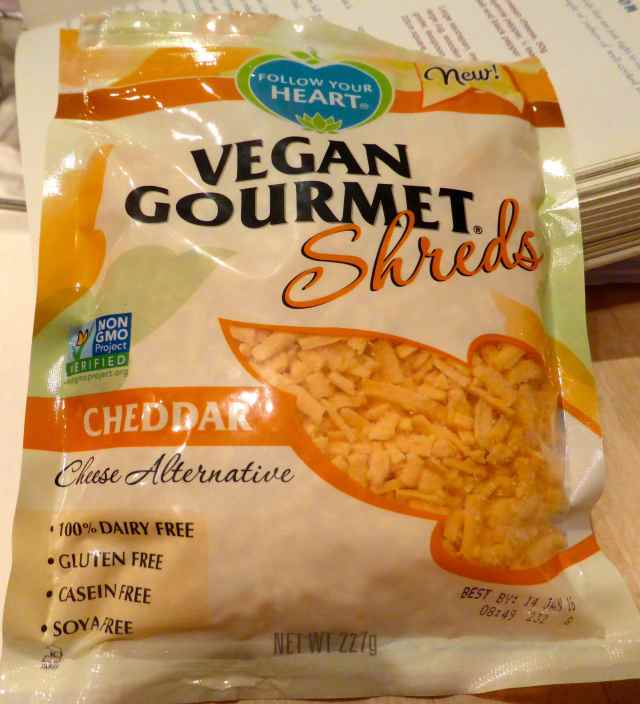 vegan gourmet shreds