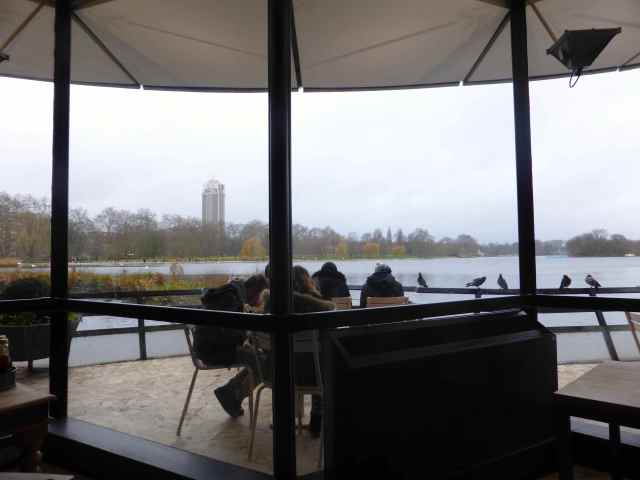 view from Serpentine