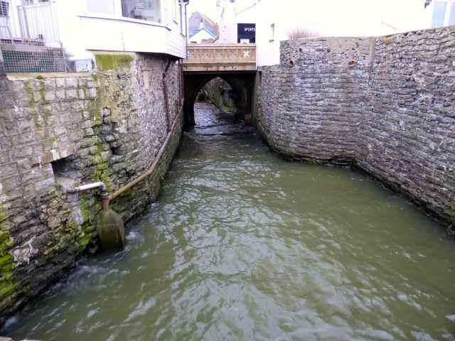 bridge in Lyme