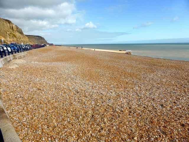 Hastings beach 20-3