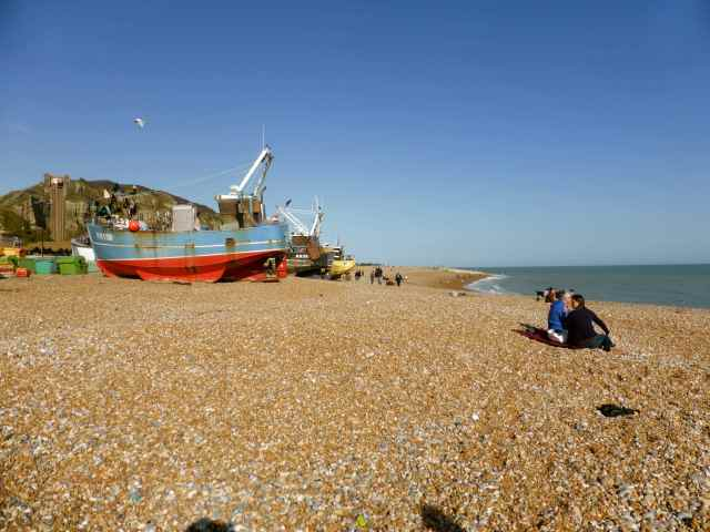 Hastings beach 24-3