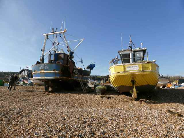 Hastings boats 24-3