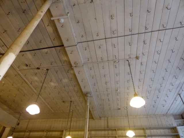 hooks in ceiling