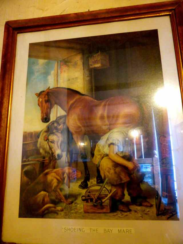 Nana's horse picture